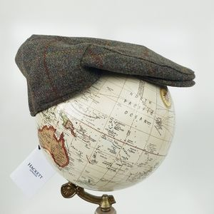HACKETT London Men's Wool Cap Size XL